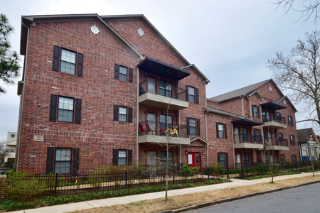South Village Apartments at Quapaw